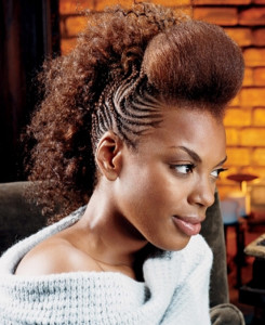 best mohawk hair styles for black women