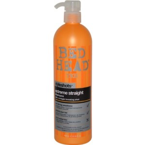 hair straightening shampoo