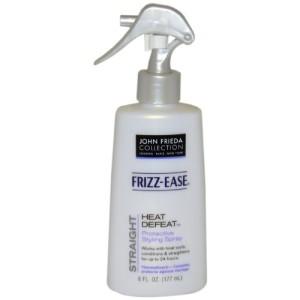 best heat protection sprays